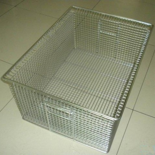 Wire Mesh Storage Box Metal Basket pictures & photos