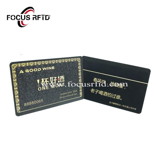Dual Frequency RFID Card 125khz EM4100 and 13.56Mhz MIFARE Classic ...