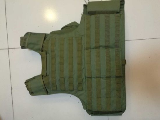 2016 Tactical Military Multifunctional Bullet-Proof Pockets Vest