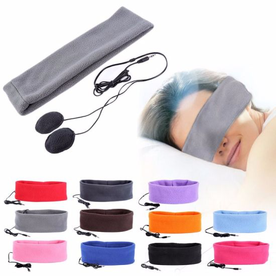 Sports Running Headset Sleeping Earphone Bundle Music Headband Sleep Headphone pictures & photos