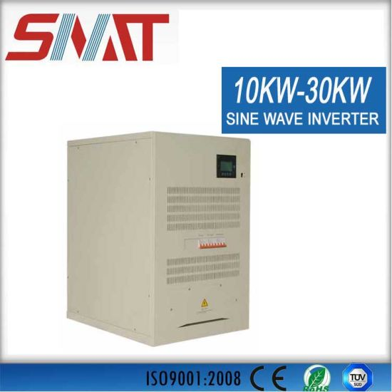 China Snat 3 Phase 5kw 10kw 20kw Power Frequency Solar Inverter for ...