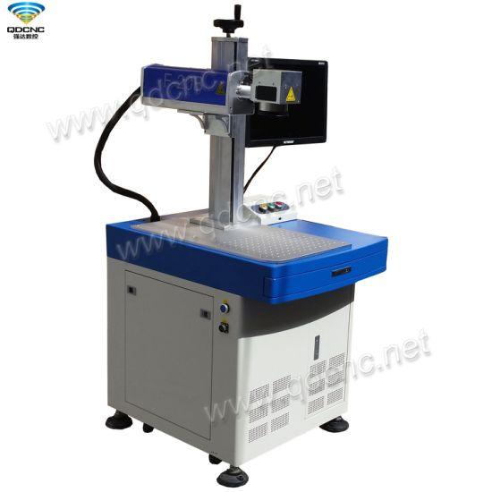 Small Desktop Light Laser Marking Machine Qd-F20