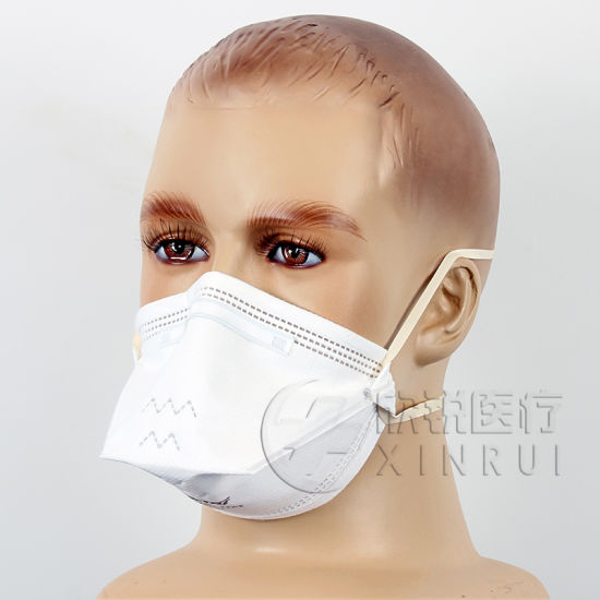 Ffp2 Disposable hot Protective Item Mask Duckbill Industrial Face