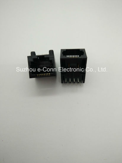 Rj 45 8p8c Female 90° DIP pictures & photos