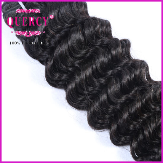 100% Tangle Free Virgin Remy Cheap Grade AAA Peruvian Hair Weaves pictures & photos