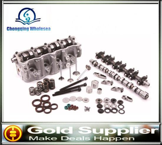 Diesel Engine Cylinder Head Kk13710100d For KIA Pride B3