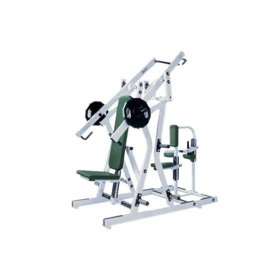 Factory Direct Sale Commercial Gym Fitness Equipment Plate Loaded Gym Exercise Commercial Hammer Fitness Equipment ISO Lateral Chest and Back
