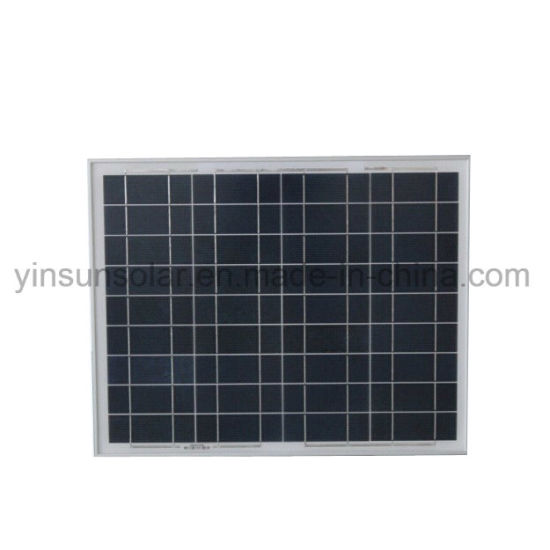 40W Photovoltaic Solar Panel Solar Module for Solar Energy System pictures & photos