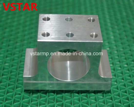 Stainless Steel CNC Machining Components for Fixture