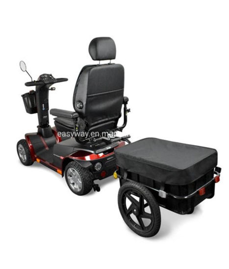Electric Scooter and Bicycle Parts High Quality Rear Cargo Wagon Trailer