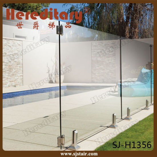 Australia Security 12mm Tempered Glass Pool Fence (SJ-H970) pictures & photos