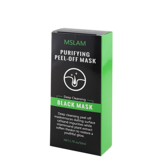 High Quality Deep Cleansing Purifying Peel off Mask Blackhead Acne Remover Mask