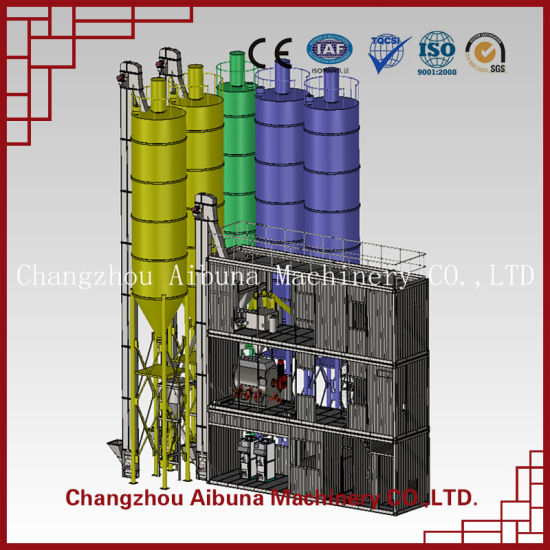 Customized Containerized Dry Mortar Powder Plant pictures & photos