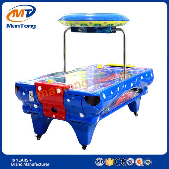 Manufacturer Universal Air Hockey Sport Games Arcade Machine for Arcade Room