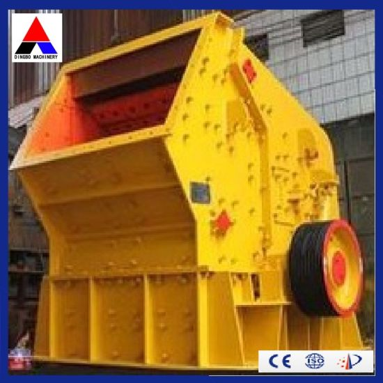 ISO Approved Hot Sale Impact Crusher pictures & photos