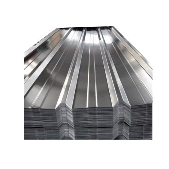 Construction Material Z90 Alloy Galvanized Zinc Coating Corrugated Roofing Sheet