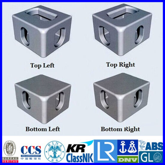 China shipping container accessories twist locks and