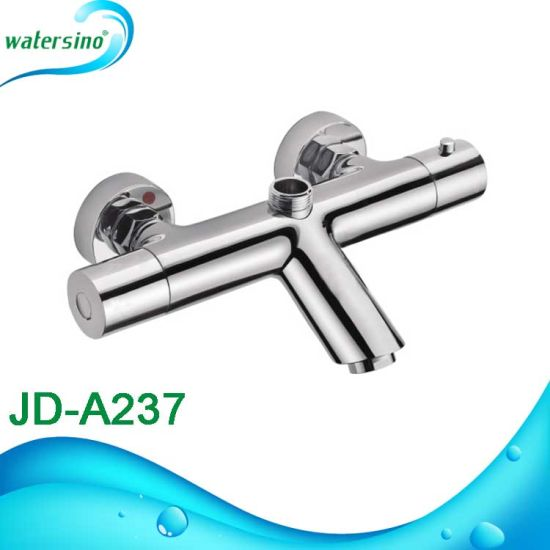 Home Bathroom Thermostatic Valve Temperature Control Shower Mixer pictures & photos