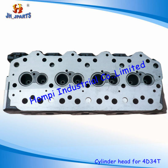 Engine Parts Cylinder Head for Mitsubishi 4D34/4D34t Me997799 Me997711