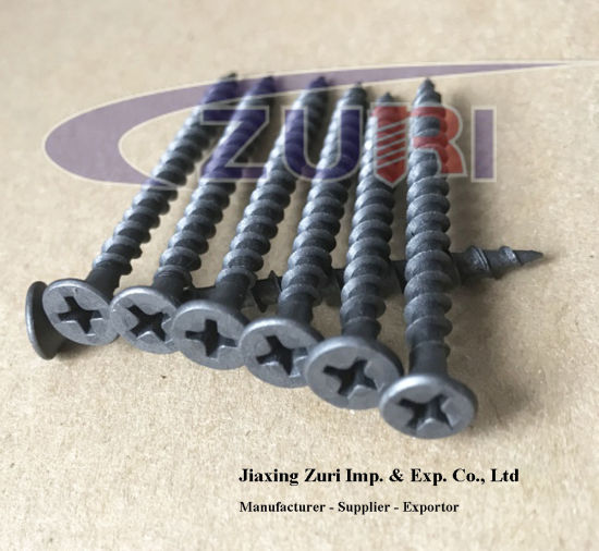 C1022 Steel Hardend Drywall Screws4.2*50 pictures & photos
