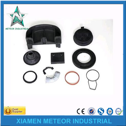 Customized OEM/ODM Plastic Injection Auto Parts Industrial Machinery Rubber Seal pictures & photos