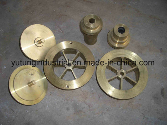 Aluminium Bronze Castings Foundry Process China Company