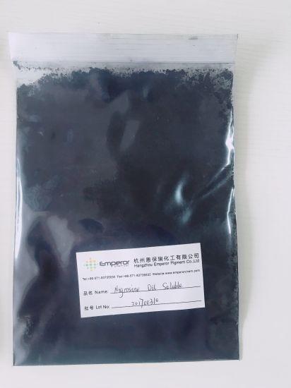 Solvent Black 7 Nigrosine Black Dye for Plastic and Ink