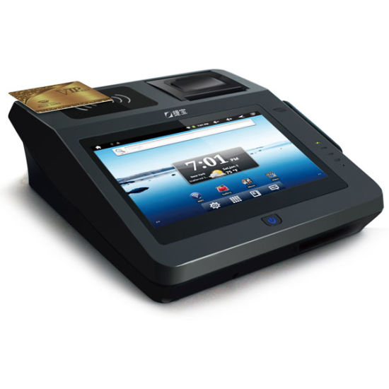 Touch POS Non- Contact IC Card Reader Support Qr Code Payment