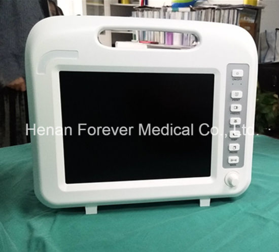 12 Inch Hospital Equipment Patient Monitor pictures & photos