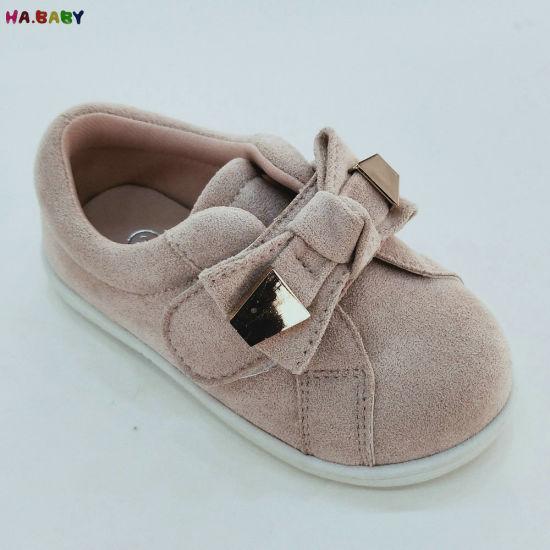 2019 Children PU Baby Sport Girl Fashion Casual Pink Shoe