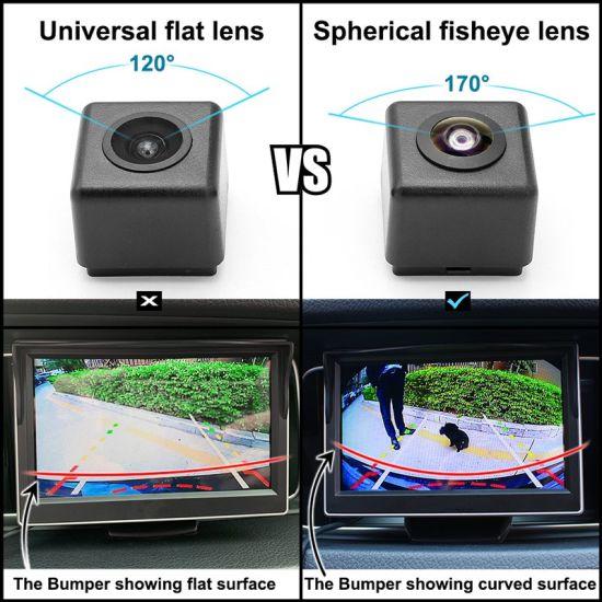 Universal 170° HD Car Reversing Camera Kit Reverse Parking Rear View  Camera