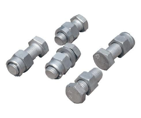 Galvanized Highway Guardrail Bolts pictures & photos