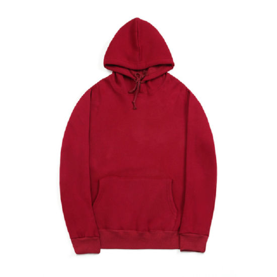 2019 Bulk Colors Oversized Custom Logo Street Style Hoodie