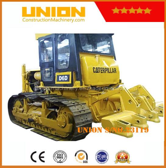 China Used Caterpillar Bulldozer Cat D6d Used Crawler Bulldozer D6d