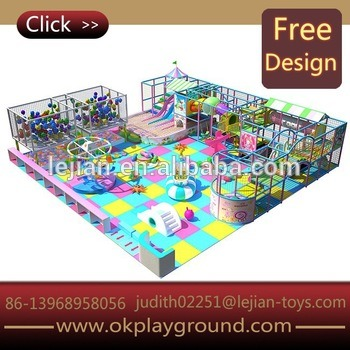 Competitive Factory Price Environmental Golden Manufacturer Indoor Play Area