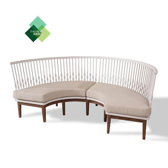 Phenomenal China Hot Sale Modern Design Lobby Half Round Sofa China Creativecarmelina Interior Chair Design Creativecarmelinacom