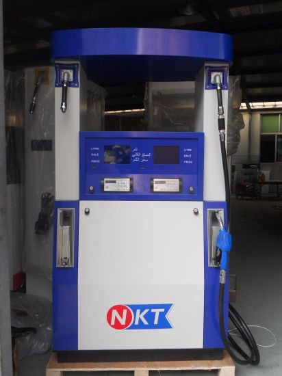 2-Pumps&4-Flowmeters&4-Nozzles&4-Displays Fuel Dispenser (RT-K244) Fuel Dispenser