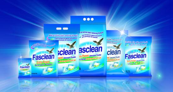 Excellent Fasclean Extra Power Detergent Powder