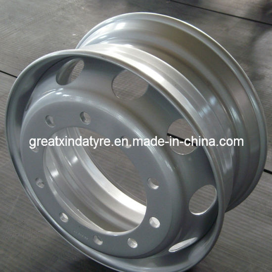 Wheel Hub, Tubeless Truck Steel Wheel, Car Wheels