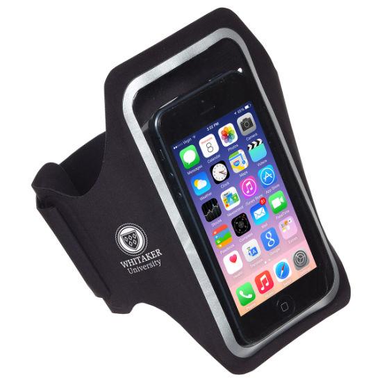best cheap 9d6c7 6e21f [Hot Item] Waterproof Neoprene Outdoor Adjustable Sport Runing Armband  Phone Holder Jogging Case