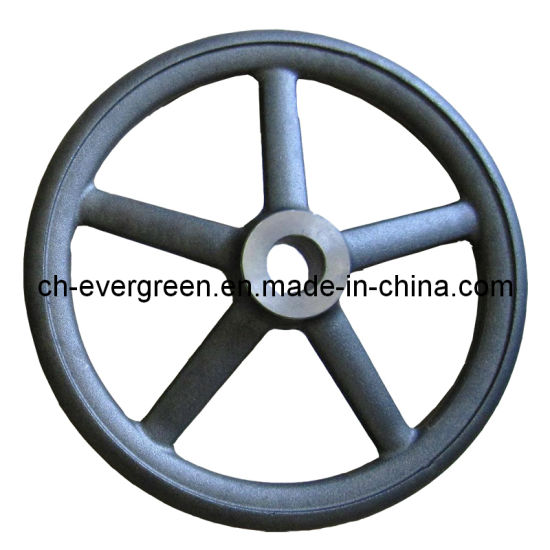 Steel/Investment/Lost Foam/Precision Casting for Hand Wheel (IC-12) pictures & photos