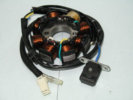 Yog Motorcycle Stator Comp Gy6-125 (8COILS) pictures & photos