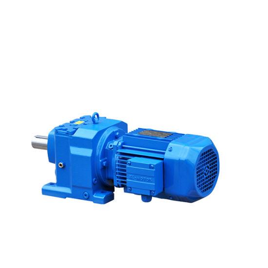 Helical Coaxial Gear Motor