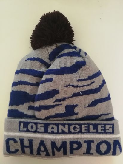 Football Team USA Los Angeles Stretch Knit Hat Beanie Warm Hats Winter Caps 26247ffa3bf
