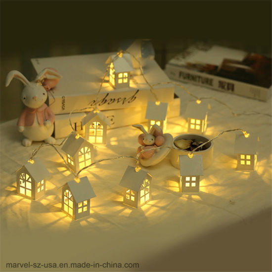 Holiday Fairy Lights Christmas Party Room LED Decor String Light