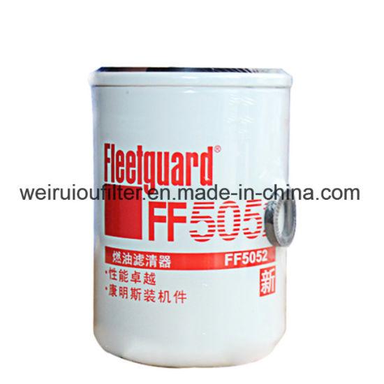 fleetguard fuel filters element diesel filters ff5052