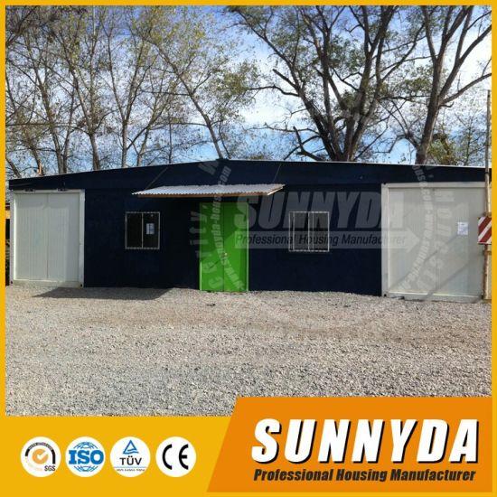Favorable Price Fast Installation Prefab Modular Home (SU-V-1)