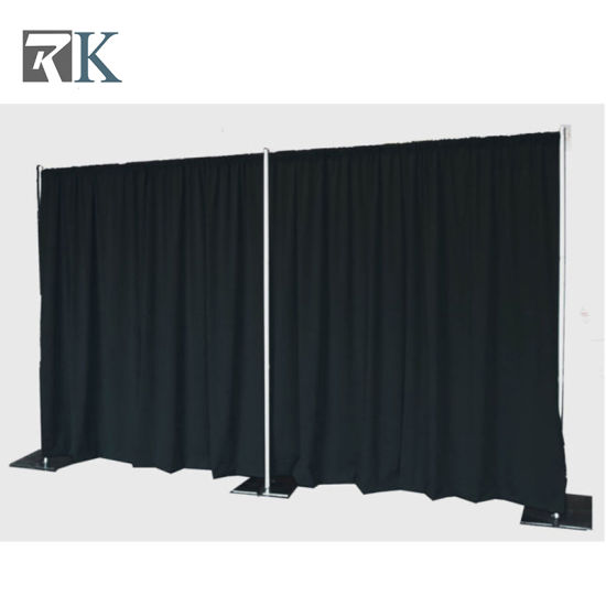 Wholesale Professional Pipe and Drape Systems Display Stand for Events pictures & photos