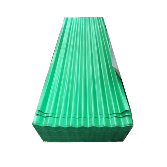 3003 3105 Cold Rolled Aluminum Alloy Corrugated Roofing Sheet