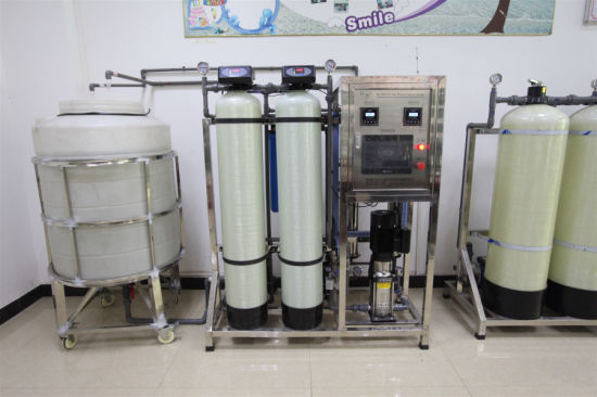 500 Lph RO Salt Water Treatment Plant with Ce Certificate (KYRO-500LPH)